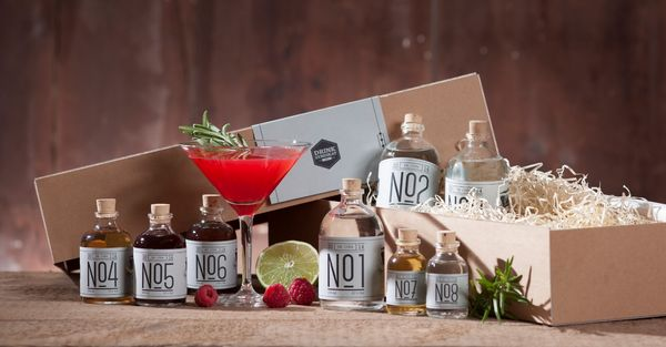 drink syndikat cocktail bar f r zu hause. Black Bedroom Furniture Sets. Home Design Ideas