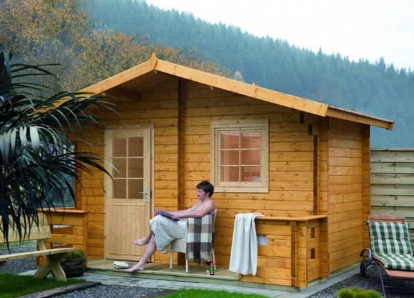 Gemeinsame Gartenhaus mit Sauna – das ist zu beachten! @PZ_67